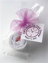 around the clock bridal shower centerpieces - Yahoo Image Search Results