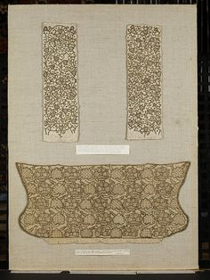 Coif  Place of origin: Britain, UK  Date:1590-1610  Materials and Techniques: Linen, linen thread, silver-gilt thread; hand-sewn and hand-embroidered  Museum number:T.98-1925