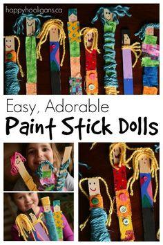 Adorable Paint Stick