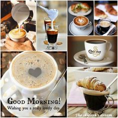 Good Morning Beautiful People, Good Morning Funny, Good Morning Coffee, Good Morning Picture, Good Morning Greetings, Good Morning Good Night, Morning Wish, I Love Coffee, Coffee Art