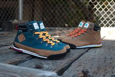 The North Face 2012 Fall/Winter Back to Berkeley Hiking Boots #want