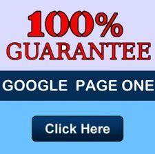 #Ranking on page 1 of #Google Guaranteed  http://www.increasesocialpresence.com/guaranteed-page-1-ranking/