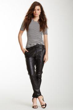 Leather Pant on HauteLook