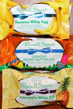 Russell stover marshmallow caramel egg food chocolate for Food bar russell