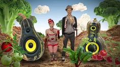 Formidable Vegetable Sound System - Yield   'ecological electroswing' - from W.A. - cool clip