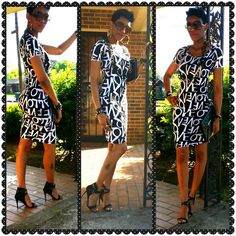 Love all over dress!!!