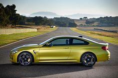 2015 BMW M4 Coupe and M3 Sedan