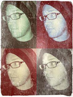 FOUR Me Photo Manipulation, Photo Art, Round Glass, Hoop Earrings, Jewelry, Jewlery, Jewerly, Schmuck, Jewels
