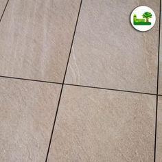 #Lake #Sand #Feinsteinzeug #pavement #styria  Der Feinstein Lake Sand bringt warme Töne in Ihr Zuhause.  #gartenleber Tile Floor, Flooring, Crafts, Design, Porcelain Tiles, Stones, Home, Manualidades, Tile Flooring