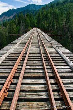 Shelton Vance Creek Bridge, went on breath taking wonderful hiking a little scary 347 feet up but so worth it