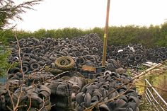 15 Illegal Tyre Disposal – A Massive Environmental Threat Agree Garages- he waste management solutions company discovered that around 31% of businesses had, at least once, considered disposing tyres illegally. Nearly 12% confirmed giving away old radials to non-registered waste handlers. Almost two-thirds, or 65%, of garage owners confessed to either having considered or being approached for illegal tyre disposal, reveals research data.