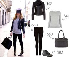 Fall Looks for Less with Grace Adele  Shop the Heather Bag from my site:  www.styles2love.us