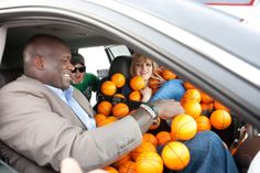 iDecide: Shaquille O'Neal teaches Bella Thorne Driver's Ed. See the tips he shares from the @FAAR #parenting