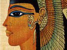 Egypt~Love that earring!