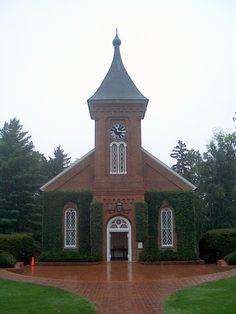 Lee Chapel in Lexington Virginia