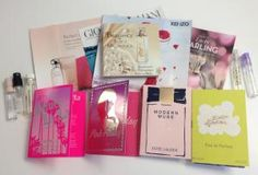 Try the Latest Perfume with These Free Samples: Current Free Perfume Samples by Mail