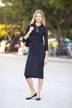 11 Best Olga Frycz Style images | Style, Fashion, Normcore
