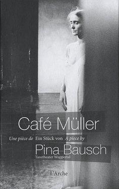 Cafe Müller - Ein Stück von Pina Bausch (+ Buch) von L'Arche http://www.amazon.de/dp/2851817272/ref=cm_sw_r_pi_dp_CGKwvb0A74FE3