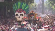 Hollywood movies, zombie shows, Halloween and even politics are fast changing Mexico's Day of the Dead celebrations, which traditionally consisted of quiet family gatherings at the graves of their departed loved ones bringing them music, drink and conversation.
