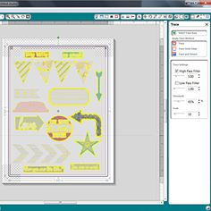 Tutorials by Sweet Shoppe Designs » Print & Cut With Your Silhouette Cutting Machine