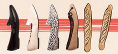 Cri de Coeur Cri, Magnetic Knife Strip, Knife Block, Fashion Brand, Vegan, Design, Fashion Branding, Vegans