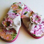 DIY Shoe Makeovers: {Both Casual & Glam} : TipNut.com