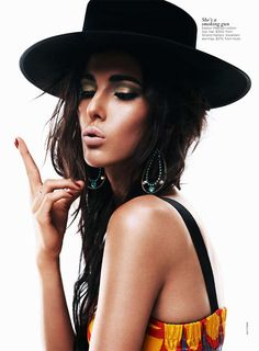 ROS.E.: Free spirit,Vogue Australia