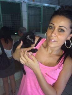 Shanna au refuge pour Animaux à Marseille !! Venez adopter des Animaux ou faites un don pour nourire c'est animaux !! Svp