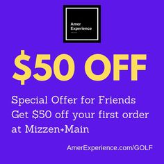 GET 50 USD OFF 👌🏼- Special Offer for Friends Get $50 off your first order at Mizzen+Main - What brands does Phil Mickelson wear - Buy Here The Best Golf Pro Outfits Mens Golf Fashion, Phil Mickelson, Used Golf Clubs, Golf Training Aids, Golf Club Sets, Golf Stores, Golf Lessons, First Order, Taylormade