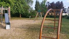 Auf dem ehemaligen Schulhof der Grundschule Bülten, heute Bürgerzentrum Bülten Arch, Outdoor Structures, Garden, Love Of My Life, Primary School, Landscape, Longbow, Garten, Lawn And Garden