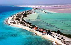 Bonaire - the sea and salt!