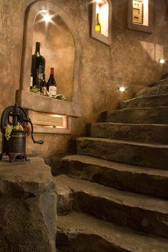 Wine Cellar - traditional - wine cellar - seattle - Tami Jones Interior Design
