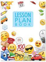 Emoji Fun Lesson Plan Book