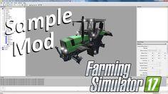 Sample Mod FS17 #FS17