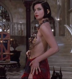 isabella rossellini , death becomes her