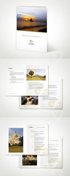Grupo Finurte  Grupo de empresas de los sectores Financiero e Inmobiliario.   Folleto Productos de Inversión 2012  - www.versal.net • Diseño Gráfico • Identidad Visual Corporativa • Publicidad • Diseño Páginas Web • Ilustración • Graphic Design • Corporate Identity • Advertising • Web Pages • Illustration • Logo