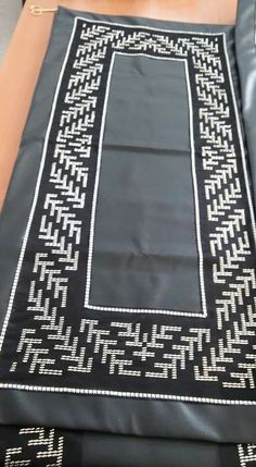 Tell Kirma Embroidery from Turkey.