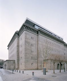 """""""Reichsbahnbunker Friedrichstraße"""" at Berlin Mitte is now a private museum of the Boros Collection"""