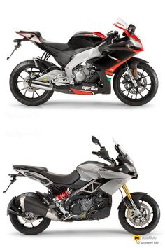 Aprilia motorcycles - 3 PHOTO!