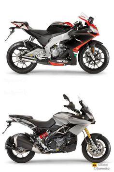 Aprilia motorcycles - 3 PHOTO!