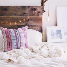 "The ""Luna"" bohemian throw pillow   lindsay marcella design"
