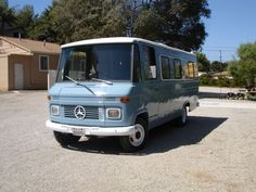 1967 Mercedes-Benz O309 Bus RV You will be mine!