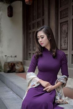 Ao Dai ☼ Pinterest policies respected.( *`ω´) If you don't like what you see❤, please be kind and just move along. ❇☽