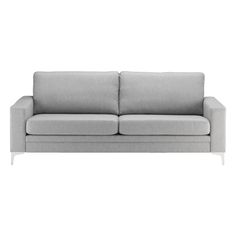 LINNEA, 3h-sohva, Cuper kangas, v.harmaa