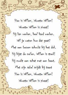 Versje woeste Willem