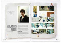 Urban 105, Paper, Ipad and Process by Sergio Juan Design Office , via Behance