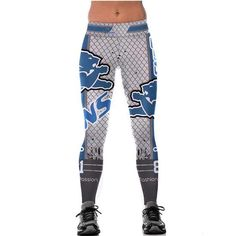 NFL Detroit Lions Leggings
