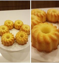Mini Pound Cake by BC Serene Koh   Ingredients 150g cake flour 1/8 tsp baking powder 150g unsalted butter 150g icing sugar (she used 110g) 1/8 tsp salt 3 eggs  Method 1. Whisk butter and icing sugar and salt till light and fluffy for about 10mins with electric whisk   2. Add eggs gradually.   3. Fold in flour and baking powder (sifted twice)  4. Bake 170 for 50min using loaf tin.