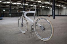 Projet étudiant : EPO le vélo par Bob Schiller
