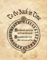 """""""To Go Back in Time"""" - Charmed - Book of Shadows Wiccan Spell Book, Wiccan Spells, Magic Spells, Love Spells, Witchcraft, Wiccan Magic, Healing Spells, Spell Books, Witch Spell"""